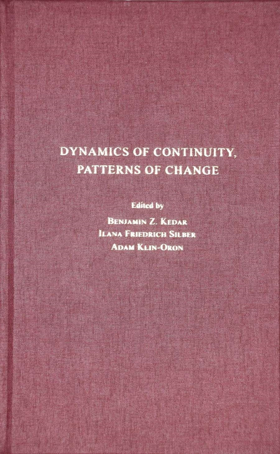 Dynamics of Continuity, Patterns of Change